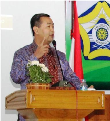 Prof. H. Musliar Kasim : Kewirausahaan Penting !
