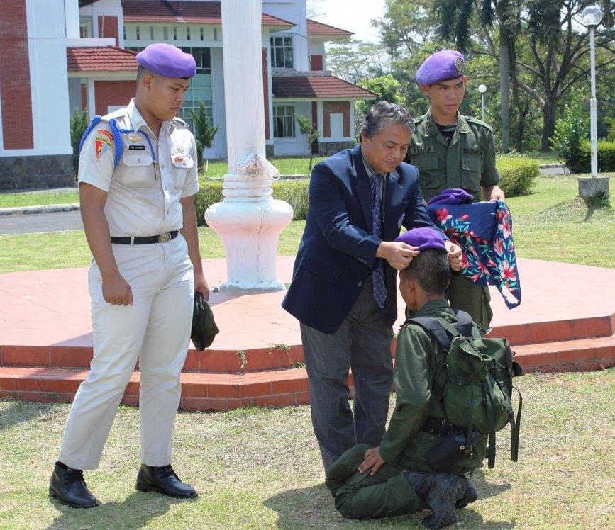 Pembaretan Batalyon 2603 Cendikia Wirayuda Unib
