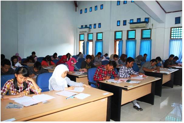 Hari Pertama, Tes Tertulis SNMPTN Lancar
