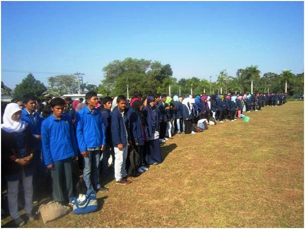 Ribuan Mahasiswa KKN di BU dan Benteng