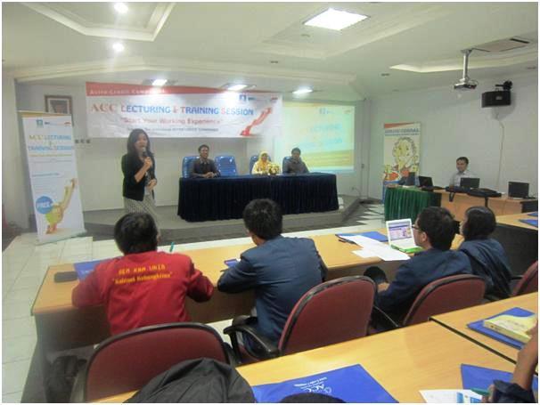 Astra Companies Bagi Ilmu pada Mahasiswa Unib