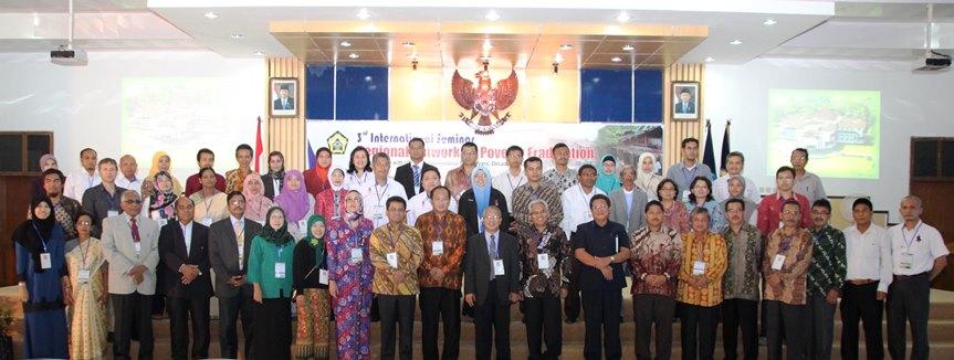 Akademisi dari 5 Negara Seminar RENPER di Unib