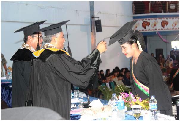 Wisuda Periode ke-68, Unib Tambah 985 Alumni