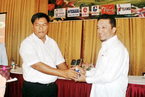Menkominfo Tifatul Sembiring Isi Seminar Nasional UKM Mostaneer