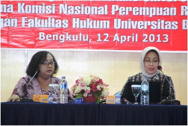 Terjadi 347 Kasus Diskriminasi Perempuan di Bengkulu