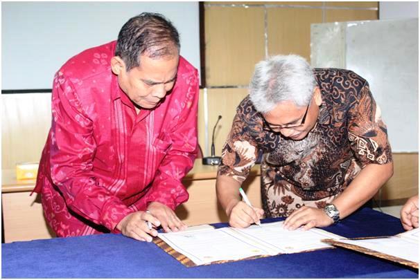 Universitas Semarang MoU dengan Unib untuk PMDP-A