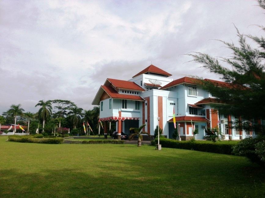 Kunjungan Kerja Safari Ramadhan Rektor Universitas Bengkulu