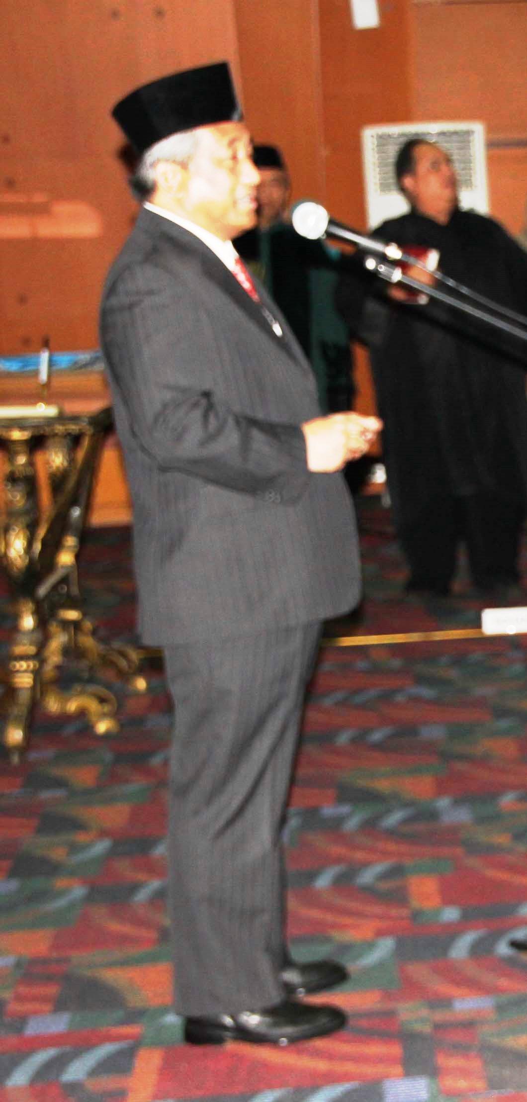 M. Nuh: Tugas Rektor Adalah Menyiapkan Pemimpin