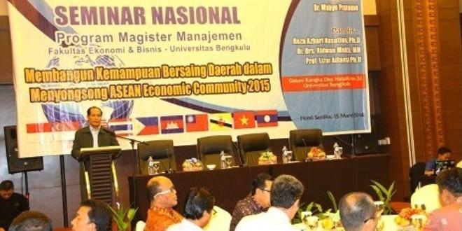 Seminar S2 Manajemen : Menyongsong Asean Economic Community