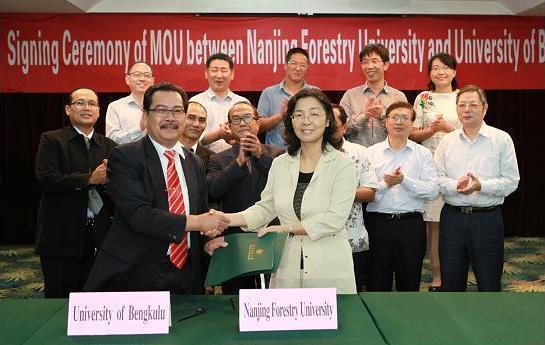 Unib Jalin Kerjasama dengan Dua Universitas Luar Negeri