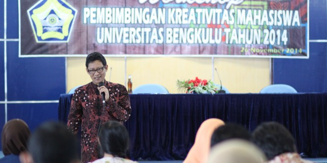 Workshop Pembimbingan PKM Dikti