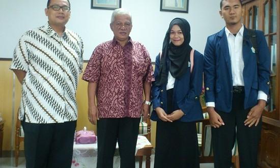 3 Mahasiswa Unib Student Exchange ke Thailand