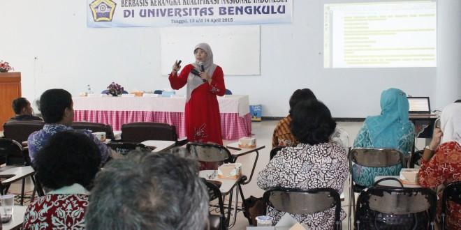 Workshop Penyusunan Kurikulum Berbasis KKNI