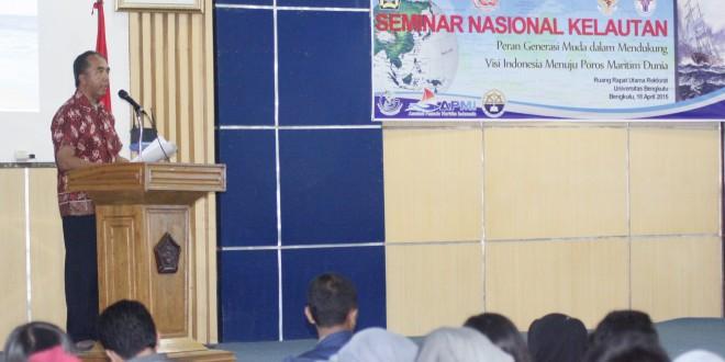 HIMAILKA UNIB Gelar Seminar Nasional Kelautan