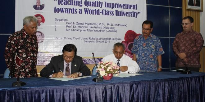 Seminar Internasional Peningkatan Kualitas Pengajaran untuk Mewujudkan WCU