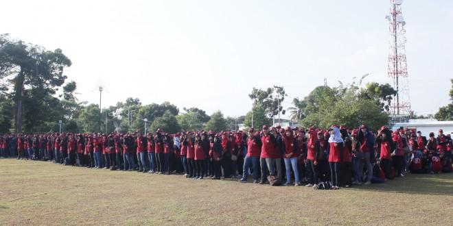 2390 Mahasiswa KKN di Kota Bengkulu dan Pulau Enggano