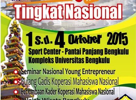 Jambore Koperasi Mahasiswa Tingkat Nasional