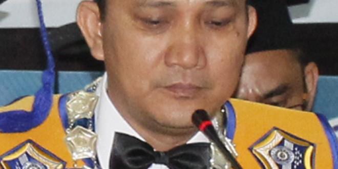 Prof. Herawan Dekan FH UNIB Terpilih
