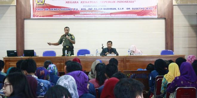 Bulan Bahasa, FKIP UNIB Gelar Seminar dan Berbagai Lomba