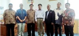 Profesor dari Jepang Jajaki Kerjasama dengan UNIB