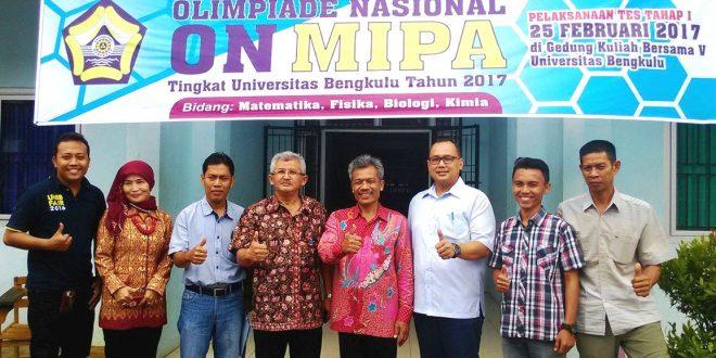 Ini Pemenang ON MIPA-PT UNIB 2017