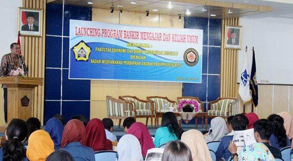 BMPD Rekomendasikan Upaya Dorong Pertumbuhan Ekonomi Bengkulu