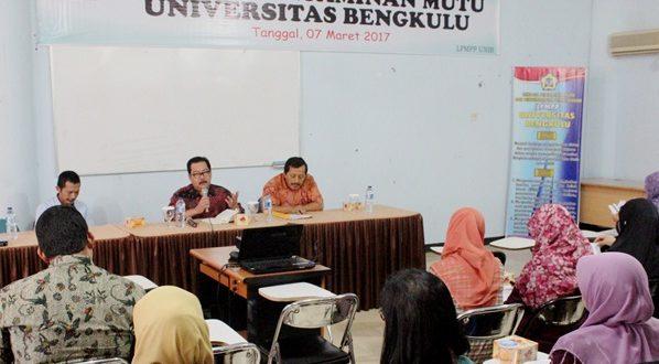 Workshop Penjaminan Mutu untuk Peningkatan Akreditasi Prodi