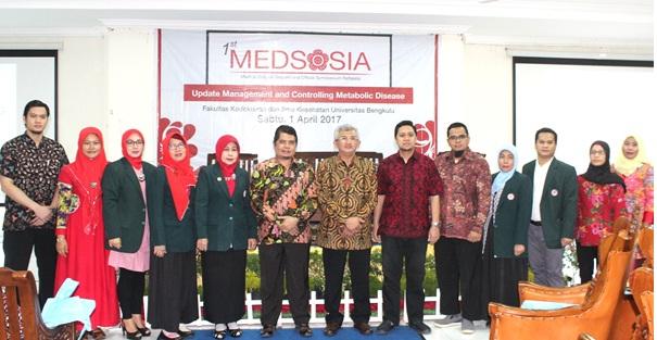 FKIK Sukses Gelar Symposium Kesehatan Pertama di Bengkulu