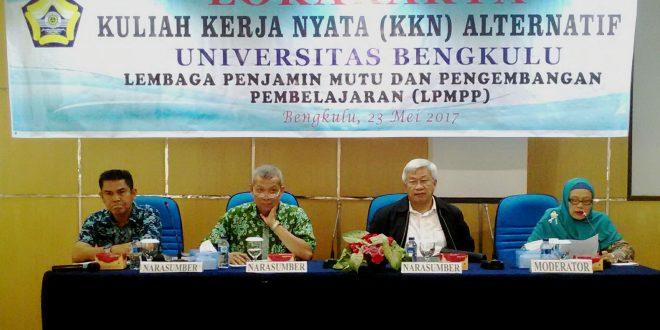 LPMPP Gelar Lokakarya KKN Alternatif