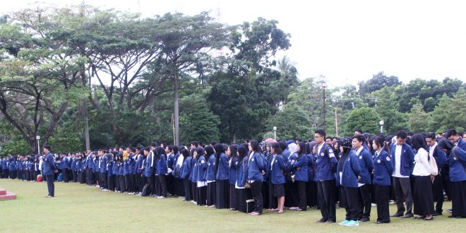 2717 Mahasiswa UNIB KKN di 5 Kabupaten/Kota