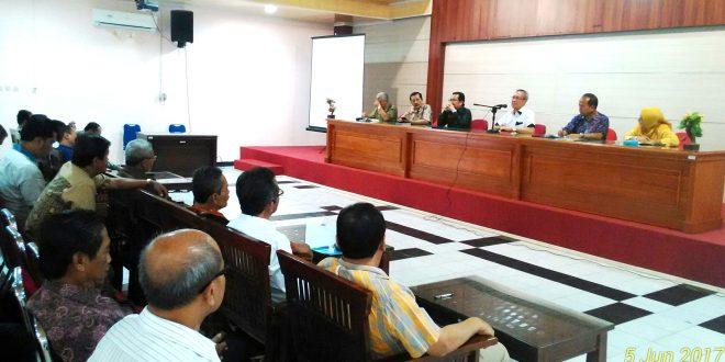 Safari Ramadhan ke Fakultas, Rektor Jaring Aspirasi