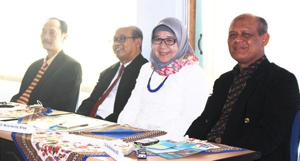 Achmad Aminuddin Dekan Terpilih FISIP Periode 2017-2021