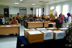 Penjaringan 9 Besar Bakal Calon Rektor UNIB