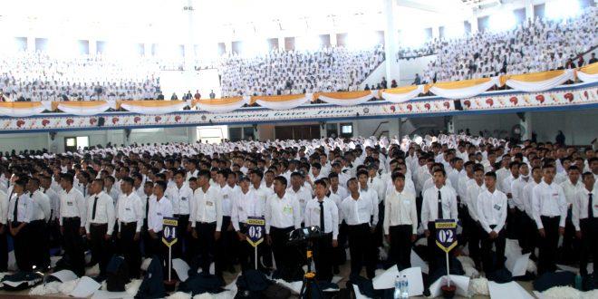 PKK Mahasiswa Baru UNIB Sukses dan Meriah