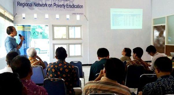 RENPER UNIB Kembali Menggelar Seminar Kemiskinan