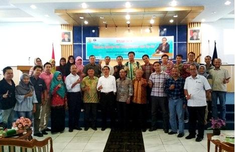 Komisaris PT PUSRI Kuliah Umum di UNIB