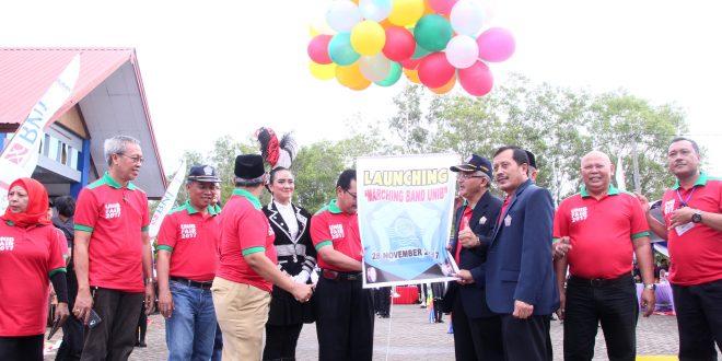 UNIB FAIR : Launching Marching Band, Pameran dan Bazar