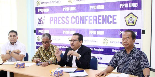 PPID UNIB Kembali Menggelar Press Conference