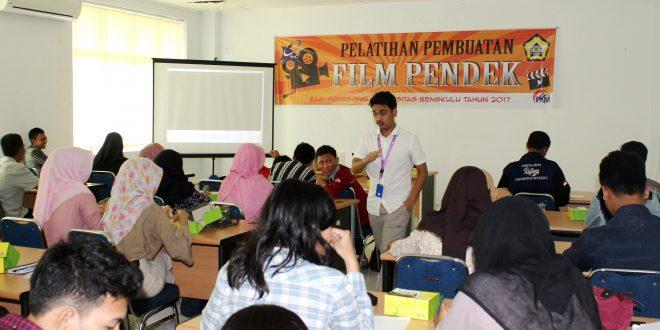 UPT PKM Gelar Pelatihan Film Pendek