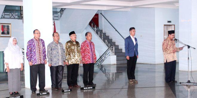 Upacara HUT Ke-49 Provinsi Bengkulu Berlangsung Hikmat