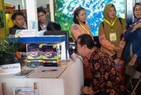 10 Produk Unggulan UNIB Dipamerkan pada GTTG XII di Sport Center, Pantai Panjang, Bengkulu