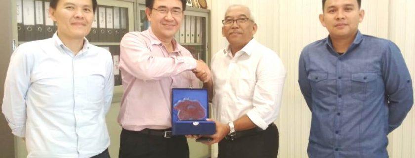 Dosen UNIB Kolaborasi Penelitian dengan Chulalongkorn University Thailand