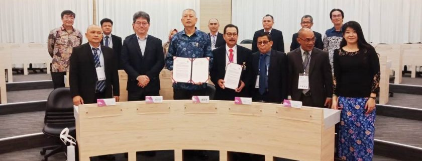 UNIB dan MCUT Taiwan Mantapkan Rencana Program Fast Track 3 + 2