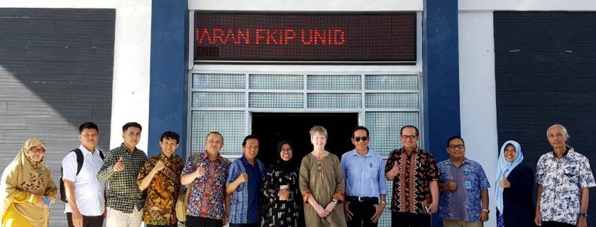UNIB dan University of Oxford Kolaborasi Penelitian Bahasa Enggano