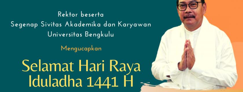 Selamat Hari Raya Iduladha 1441 H