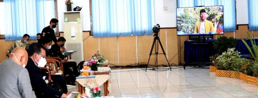 Pesan Gubernur Bengkulu kepada Mahasiswa Baru UNIB