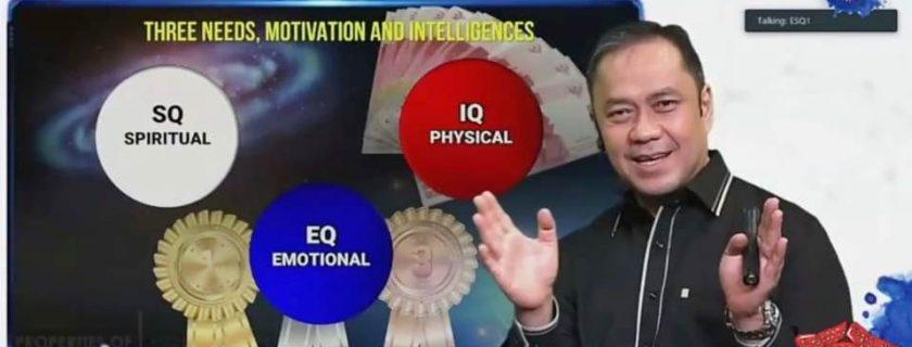 Mahasiswa Baru UNIB Diberikan Motivasi untuk Meraih Sukses dengan Tiga Kecerdasan (IQ, EQ dan SQ)