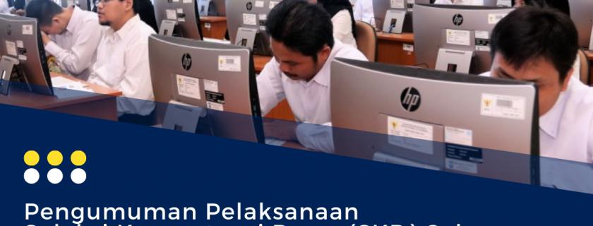 Pelaksanaan Seleksi Kompetensi Dasar (SKD) Calon Pegawai Negeri Sipil Kementerian Pendidikan, Kebudayaan, Riset, dan Teknologi Tahun 2021